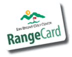 San Bruno Golf Center Range Card
